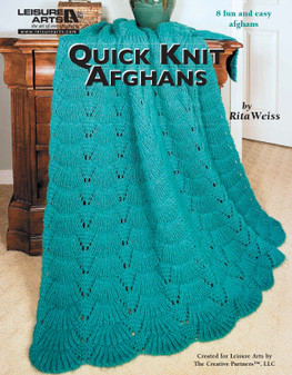 eBook Quick Knit Afghans