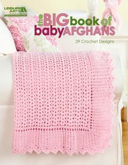 eBook The Big Book of Baby Afghans