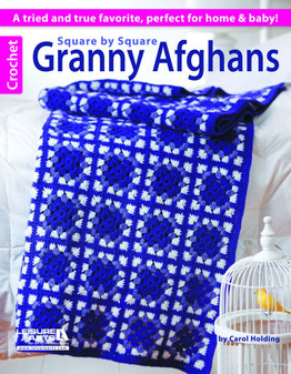 eBook Square by Square Granny Afghans