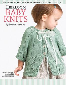 eBook Heirloom Baby Knits