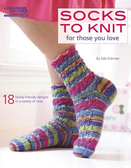 eBook Socks to Knit for Those You Love