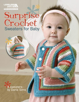 eBook Surprise Crochet Sweaters for Baby