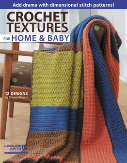 eBook Crochet Textures for Home and Baby
