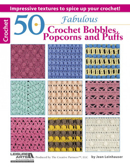 eBook 50 Fabulous Crochet Bobbles, Popcorns, and Puffs