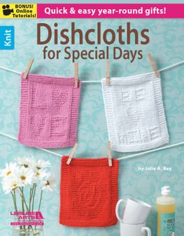 eBook Dishcloths for Special Days