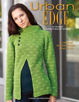 eBook Urban Edge Crochet