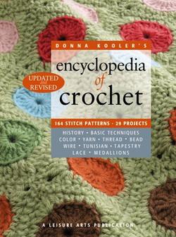 eBook Donna Kooler's Encyclopedia of Crochet-Revised