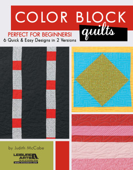 eBook Color Block Quilts Perfect for Beginners