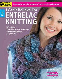 eBook I Can't Believe I'm Entrelac Knitting