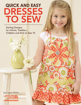 eBook Quick and Easy Dresses to Sew