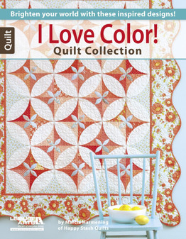eBook I Love Color! Quilt Collection