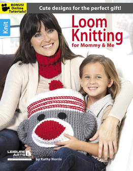 eBook Loom Knitting for Mommy and Me