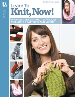 eBook Learn to Knit, Now!
