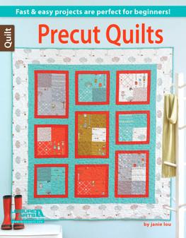eBook Pre-cut Quilts