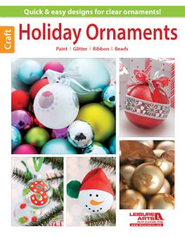 eBook Holiday Ornaments