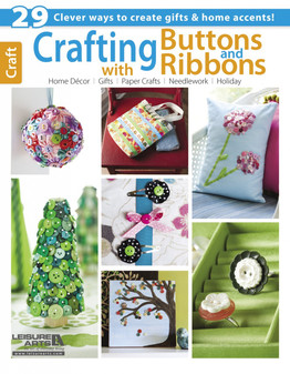 eBook Crafting with Buttons & Ribbons