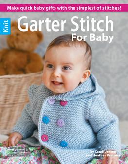 eBook Garter Stitch for Baby