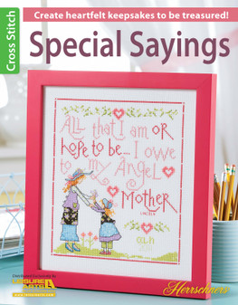 eBook Special Sayings to Stitch