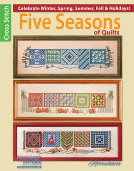 eBook Five Seasons of Quilts