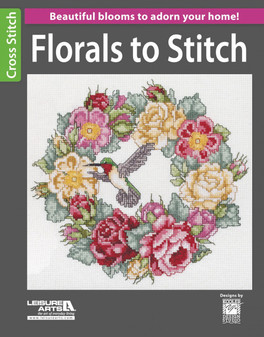eBook Florals to Stitch