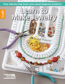 eBook Learn to Make Jewelry