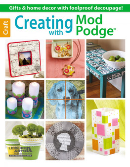 eBook Creating with Mod Podge