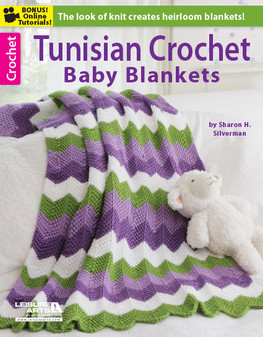 eBook Tunisian Crochet Baby Blankets