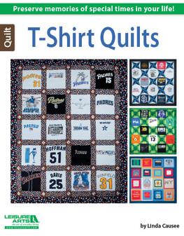 eBook T-Shirt Quilts