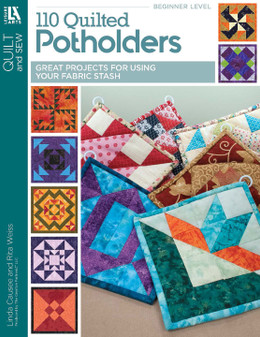 eBook 110 Quilted Potholders