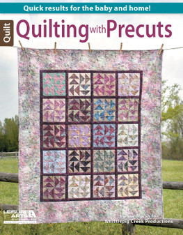 eBook Quilting with Precuts