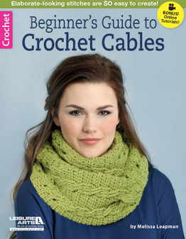 eBook Beginner's Guide to Crochet Cables
