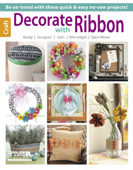 eBook Decorate with Ribbon