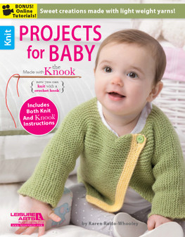 eBook Projects for Baby Made with the Knook