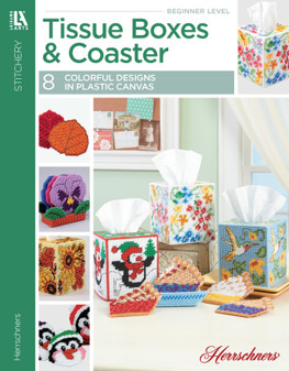 eBook Tissue Boxes & Coasters Herrschners