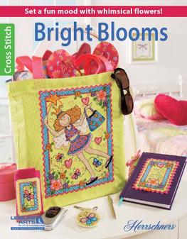 eBook Bright Blooms Herrschners