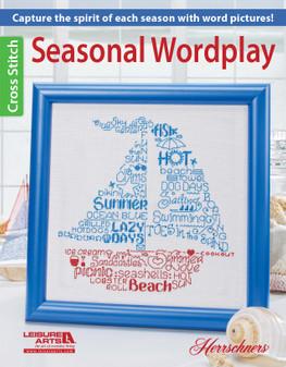 eBook Seasonal Wordplay Herrschners