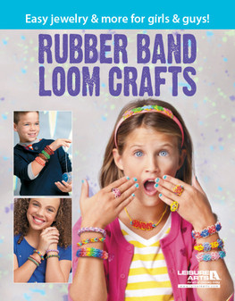 eBook Rubber Band Loom Crafts
