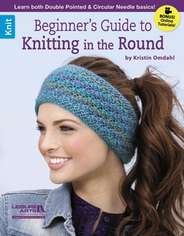 eBook Beginner's Guide to Knitting in the Round