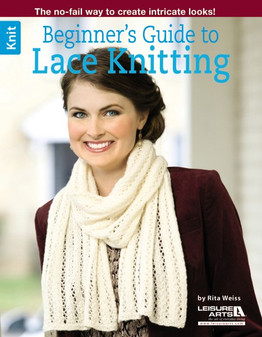 eBook Beginner's Guide to Lace Knitting