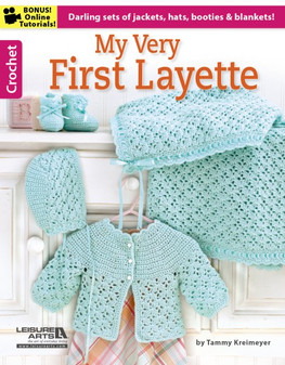 eBook My Very First Layette