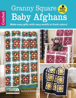 eBook Granny Square Baby Afghans