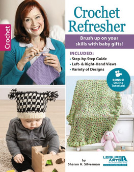 eBook Crochet Refresher