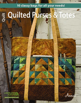 eBook Quilted Purses & Totes: For All