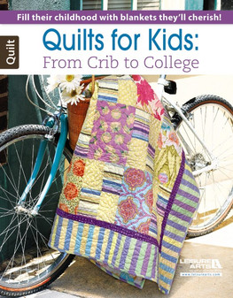 eBook Quilts for Kids: From Crib to College