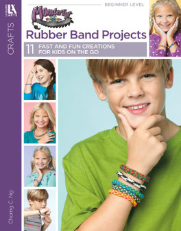 eBook Monster Tail Rubber Band Projects