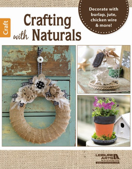 eBook Crafting with Naturals