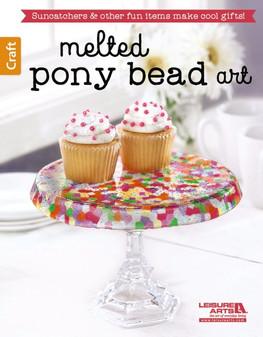 eBook Melted Pony Bead Art