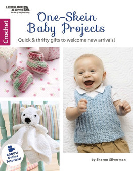 eBook One Skein Baby Projects