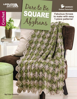 eBook Dare To Be Square Afghans