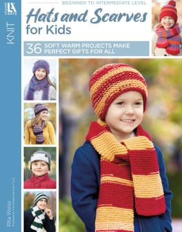 eBook Knit Hats & Scarves for Kids